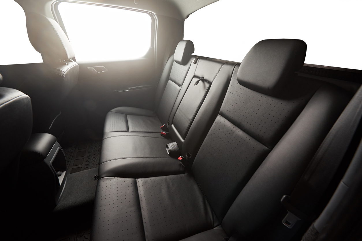 vehicle interior cleaning